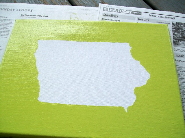 State Pride Canvas